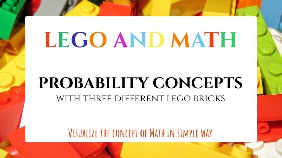 Probability with 3 lego bricks