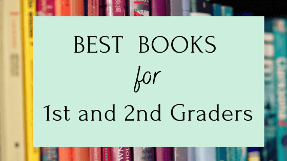 Books List for 1st & 2nd Graders (Age 6-8)