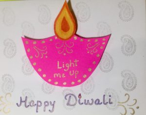 Paper Circuit Greeting Card