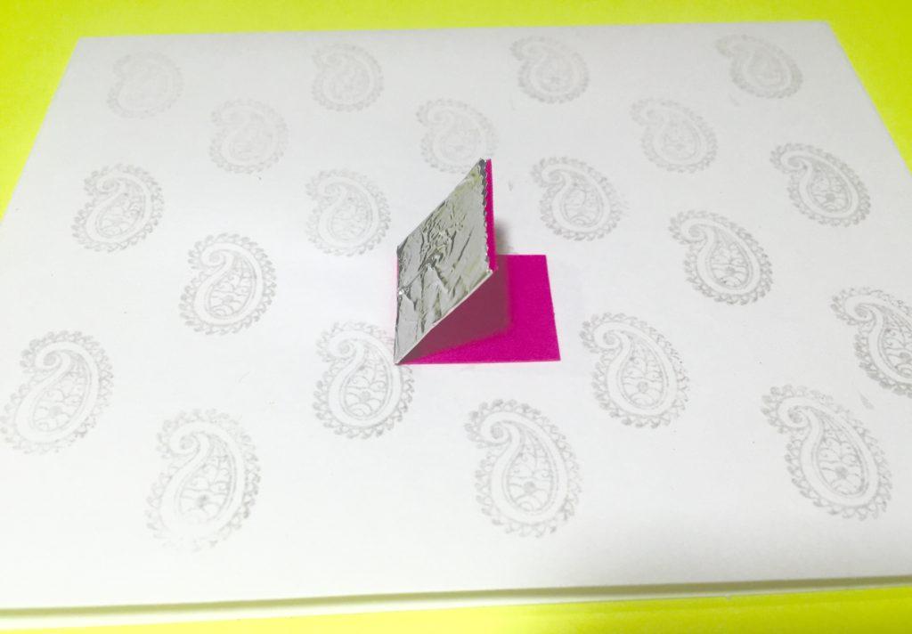 Paper Circuit Greeting Card