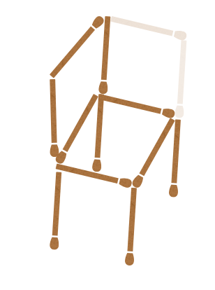 Chair Matchstick Puzzle