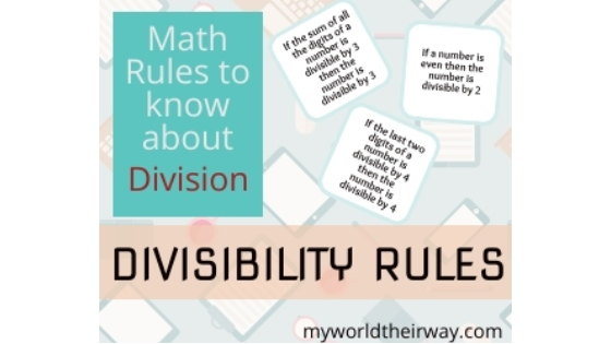 Divisibility Rule