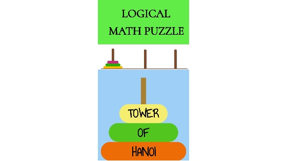 Tower Of Hanoi – Math Puzzle Game