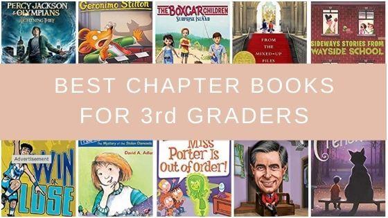 best chapter books for 3rdgrade