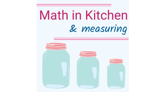 Math and Cooking – Math in everyday life