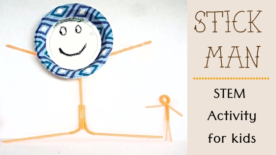 Stick man stem challenge