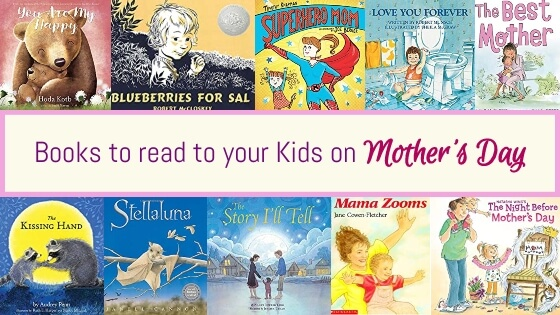 Mother's Day Books for Children