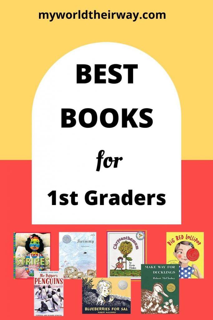 Best books for 1st graders